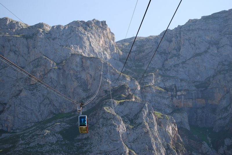 Mirador del Cable - Fuente Dé