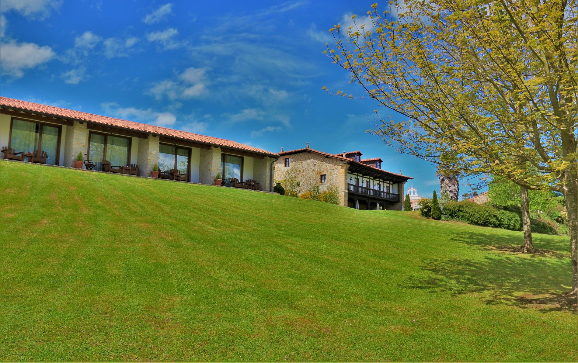 Hotel Palación de Toñanes - Paraje natural