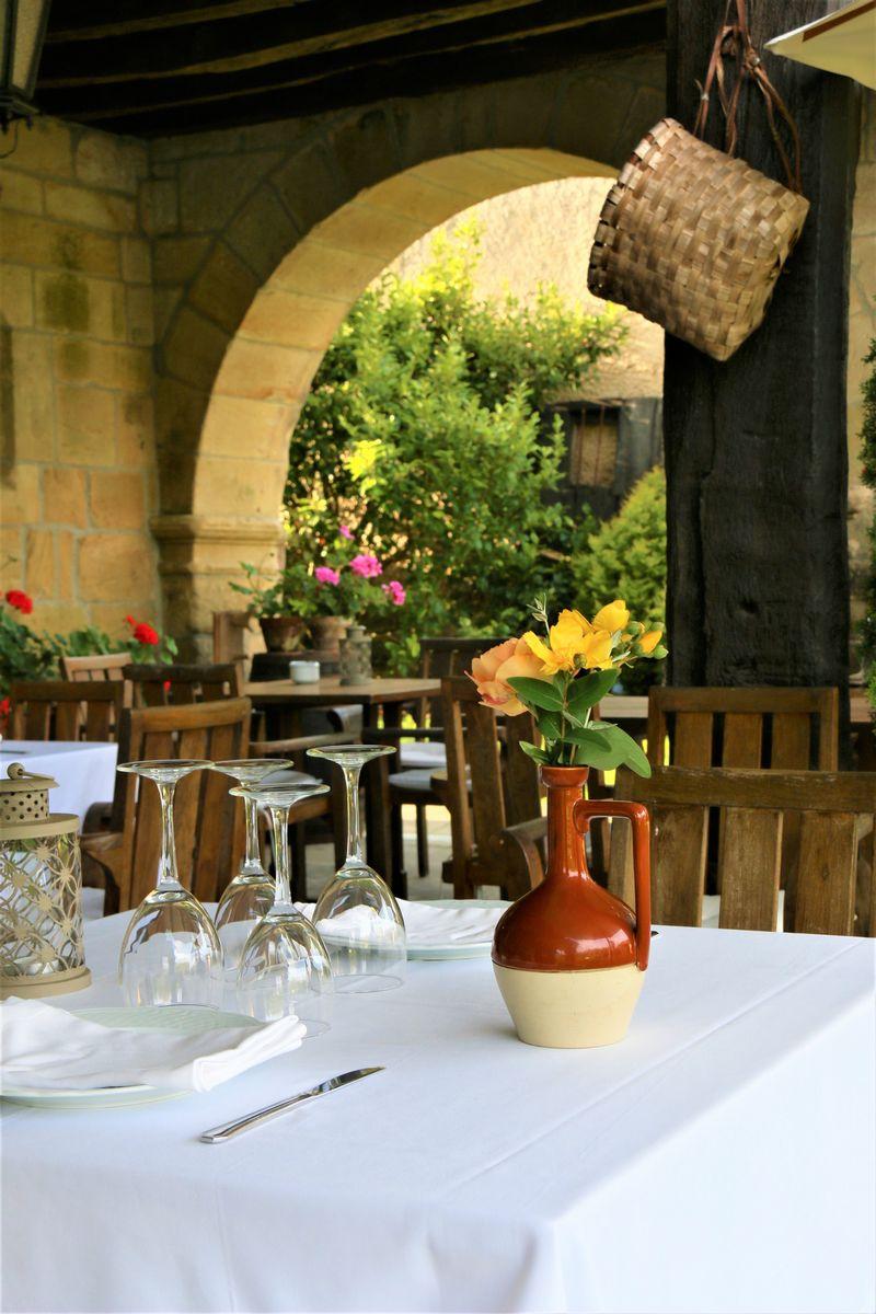 Hotel Palación de Toñanes - Gastronomía tradicional